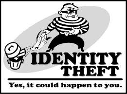 identity theft by Taylor White
