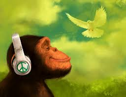 peaceof mind monkey