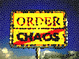 Order choas